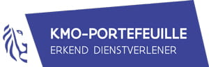 NLP Akademie has the label as service provider the SME portfolio 'KMO portefeuille'
