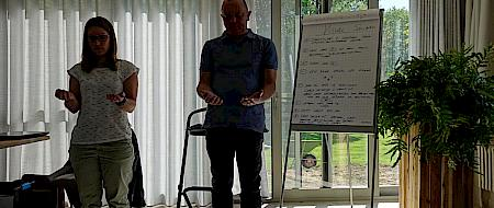 NLP PRACTITIONER TRAINING LENTE 2019: GO FOR THE REAL STUFF!