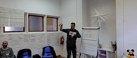 NLP PRACTITIONER TRAINING HERFST 2021: GO FOR THE REAL STUFF!